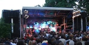 Bühnenvermeitung mobiler Bühnen 8x6m