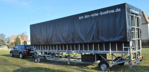 Berger Veranstaltungstechnik - Bühnenvermietung, Tontechnik und Lichttechnik