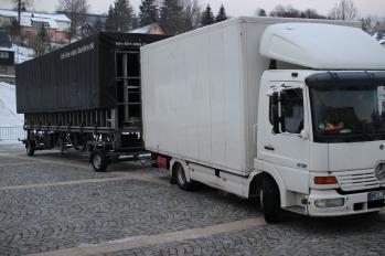 Mobile Bühnen mieten